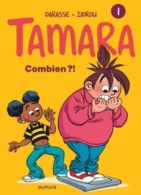 Zidrou et Christian Darasse - Tamara Tome 1 : Combien.