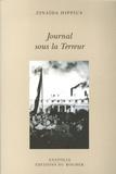 Zinaïda Hippius - Journal sous la Terreur.