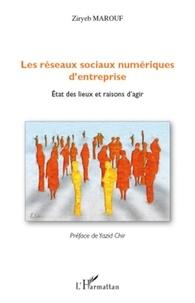 Ziryeb Marouf - Les réseaux sociaux numériques d'entreprise - Etat des lieux et raisons d'agir.