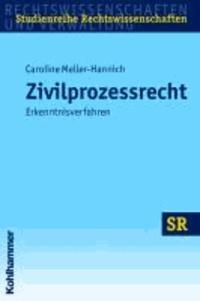 Zivilprozessrecht - Erkenntnisverfahren.