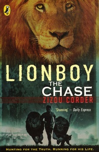 Zizou Corder - Lionboy - The Chase.