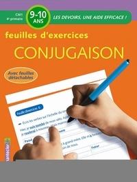 ZNU - Conjugaison CM1 9-10 ans - Feuilles d'exercices.