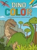 ZNU et Ina Hallemans - Dino color - Dessins à détacher.