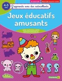 ZNU et Anita Engelen - Jeux éducatifs amusants maternelle moyenne section.