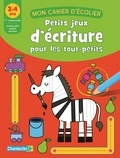 ZNU - Petits jeux d'écriture pour les tout-petits - 3-4 ans.