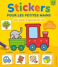 ZNU et Anita Engelen - Stickers pour les petites mains - Avec des stickers repositionnables.
