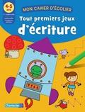 ZNU et Deborah Van de Leijgraaf - Tout premiers jeux d'écriture 4-5 ans.