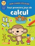ZNU et Deborah Van de Leijgraaf - Tout premiers jeux de calcul - 4-5 ans.