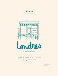 Lesmouchescestlouche.fr Carnet du voyageur : Londres - Carnet d'adresses, de notes et d'activités du voyageur londonien Image
