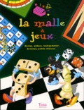 Zoë Holland et Martin Teviotdale - La malle à jeux.