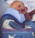 Zoë Mellor - Tendres tricots - Jouets, décorations et vêtements pour les tout-petits.
