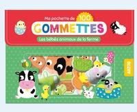 Histoiresdenlire.be Ma pochette de 100 gommettes - Les bébés animaux Image