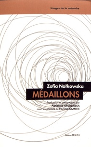 Zofia Nalkowska - Médaillons.