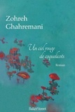 Zohreh Ghahremani - Un ciel de coquelicots.