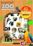 Zoo de la Flèche - 42 tattoos éphémères Une saison au zoo.