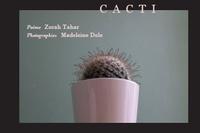 Téléchargez des ebooks gratuits pour ipad Cacti en francais par Zorah Tahar, Madeleine Dole 9782373553949