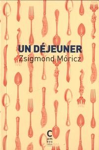 Zsigmond Móricz - Un déjeuner.