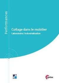 Zuana cyrille Dalla - Collage dans le mobilier (Réf : 9Q254) - Laboratoire / Industrialisation.