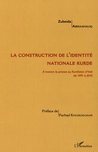 Deedr.fr La construction de l'identité nationale kurde - A travers la presse au Kurdistan d'Irak de 1991 à 2010 Image