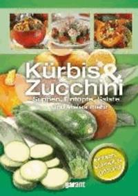Zucchini & Kürbis.