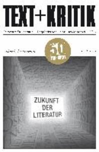 Zukunft der Literatur.