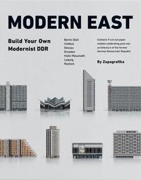 Zupagrafika - Modern east.