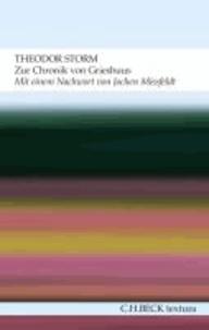 Zur Chronik von Grieshuus - Novellen.