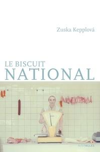 Zuska Kepplova - Le biscuit national.