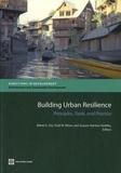 Zuzana Stanton-Geddes - Building Urban Resilience.