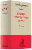 Zwangsversteigerungsgesetz - Kommentar zum ZVG der Bundesrepublik Deutschland mit einem Anhang einschlägiger Texte und Tabellen.