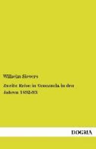Zweite Reise in Venezuela in den Jahren 1892-93.