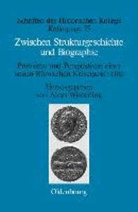 Zwischen Strukturgeschichte und Biographie - Probleme und Perspektiven einer neuen Römischen Kaisergeschichte zur Zeit von Augustus bis Commodus.
