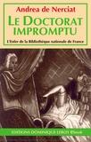 Zyg Brunner et Andréa de Nerciat - Le Doctorat impromptu.